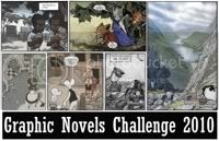 Graphic Novel Challenge 2010